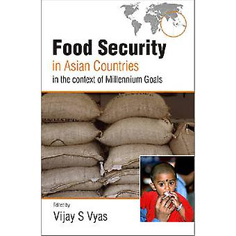 Sicurezza alimentare nei paesi asiatici - nel contesto degli obiettivi del millennio