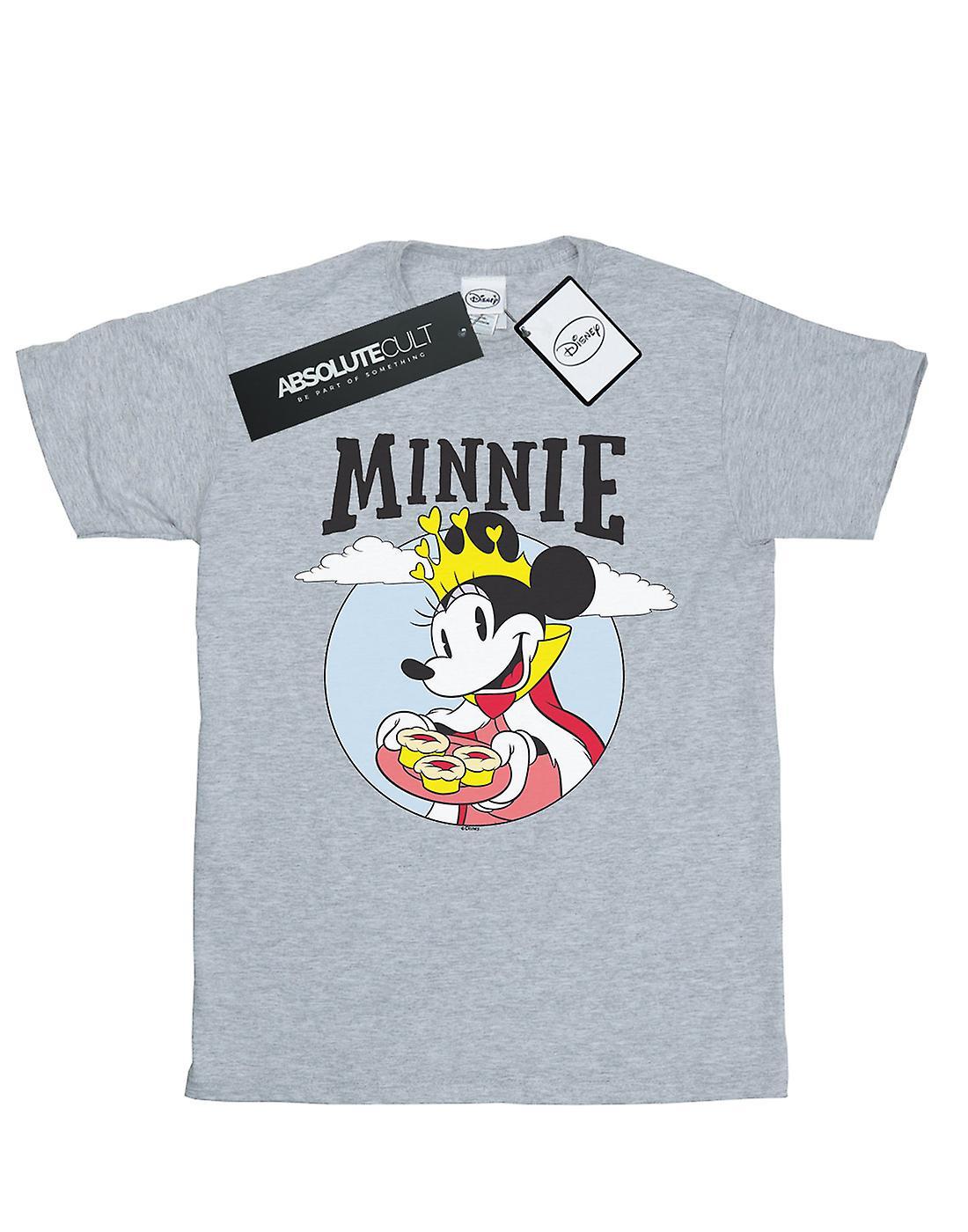 Disney Men's Minnie Mouse Queen T-Shirt