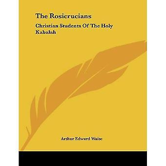 Los Rosacruces: Christian estudiantes de la Kabalah Santo