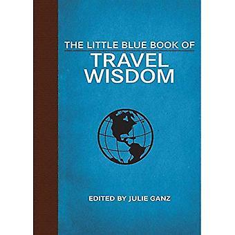 Little Blue Book of Travel wijsheid (rode boekjes)