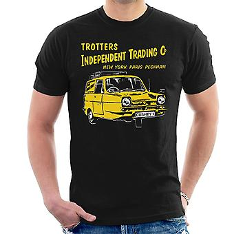Nur Dummköpfe und Pferde traktionsstarken Herren T-Shirt