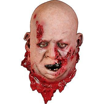 Fat Zombie Head. Halloween Heads.