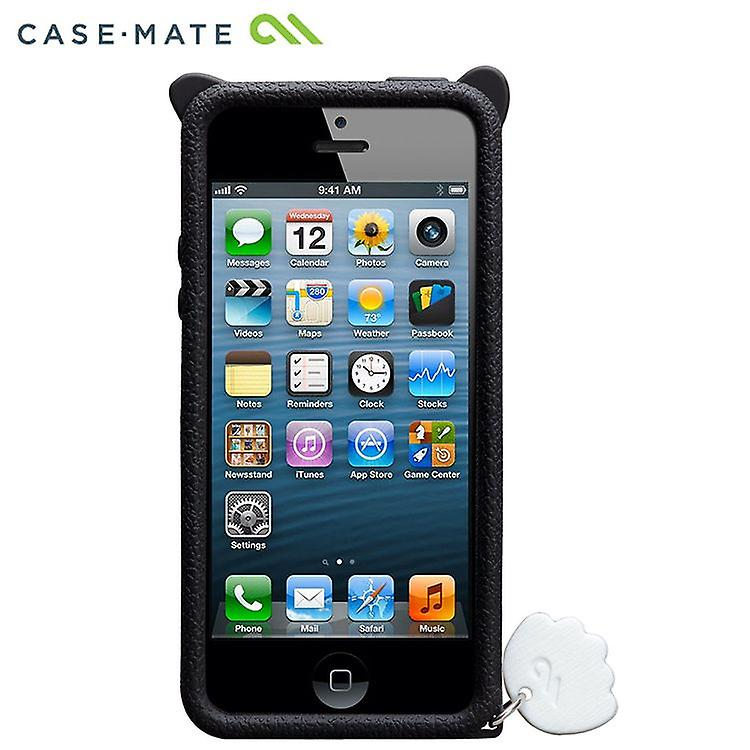 Case mate CM022448 XING creatures Case for Apple iPhone 5 5S Black