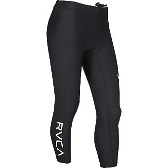 RVCA Mens VA Sport 3/4 komprimering bukser - sort