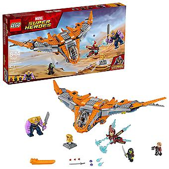 Lego Marvel Super Heroes Thanos: Ultimate Battle 76107