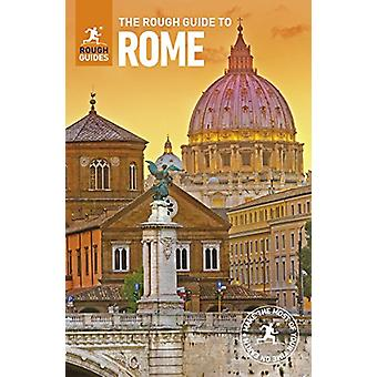 The Rough Guide to Rome (Travel Guide) by Rough Guides - 978024130640