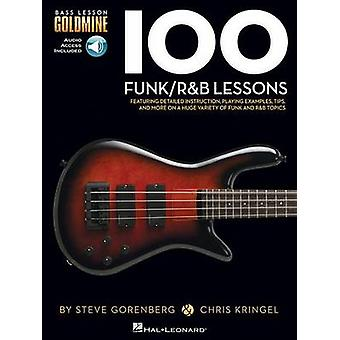 Bass Lesson Goldmine - 100 Funk/R&B Lessons (Book/Online Audio) by Ste