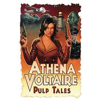 Athena Voltaire Pulp Tales Volume 1 by Steve Bryant - 9781632293114 B