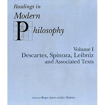 Läsningar i Modern filosofi - Descartes - Spinoza - Leibniz och Asso