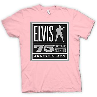 Mens T-shirt - Elvis Presley - 75th Anniversary