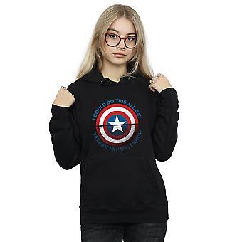 Marvel Women's Avengers Endgame Do This All Day Hoodie