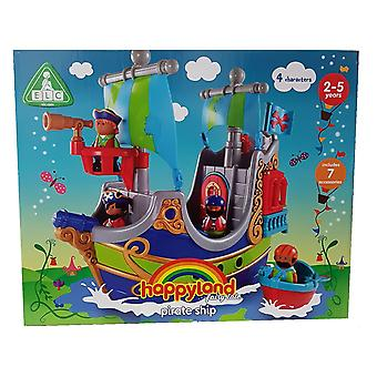 Elc Early Learning Centre Happy Land Pirate Ship
