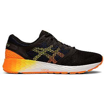 ASICS heren ROADHAWK FF 2 trainers sportschoenen sneakers Lace up lage top