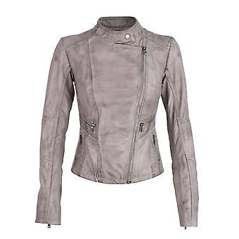 Women's leather jacket Emilia