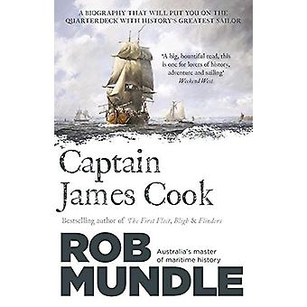 Captain James Cook by Rob Mundle - 9780733335433 Book