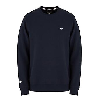 Weekend Offender Capastrorta Sweat - Navy