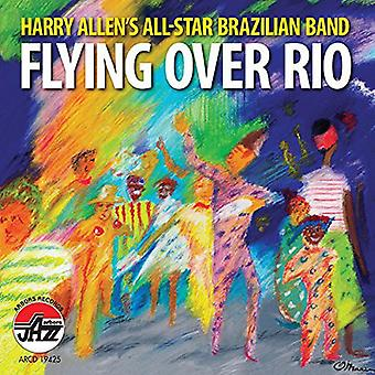 Harry Allen - Flying Over Rio [CD] USA import