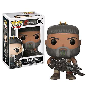 Gears of War Oscar Diaz pop! Vinyl