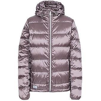Trespass senhoras Bernadette com capuz jaqueta