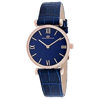 Oceanaut Women's Harmony Blue MOP Dial Watch - OC3215