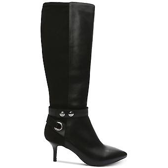 Tahari Womens Ta Tabor Closed Toe Knee High Fashion Boots