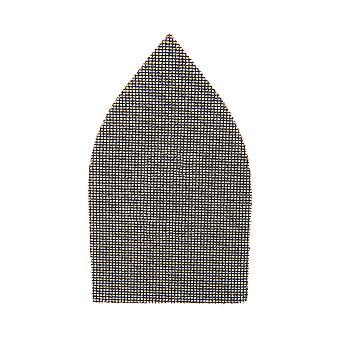 Haak en lus mesh driehoek vellen 175x105mm 10pk dank-180 Grit