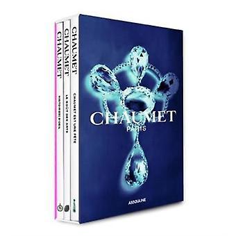 Chaumet Photography Arts Fetes 3volume slipcase set by Text by Antoine De Baecque & Text by Gabriel Bauret & Text by Jerome Neutres