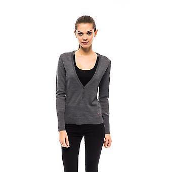 Grey Pullover Ungaro Women