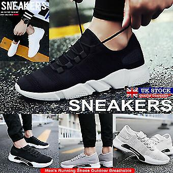 Mens Running Sports Shoes Trainers