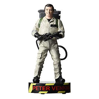 Ghostbusters Peter Venkman Motion Statue