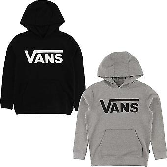Vans Boys Classic PO Pullover Cotton Casual Hooded Jumper Hoodie Top