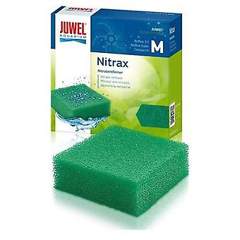 Juwel nitraatin poisto sieni nitrax M (kala, suodattimet & vesipumput, suodatin sieni/vaahto)