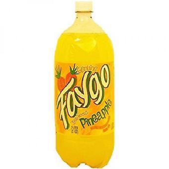 Faygo Pineapple-( 2 Lt X 1 Bottle )