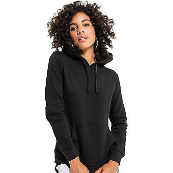 Cotton Addict Dames Merch Soft Touch Casual Hoodie