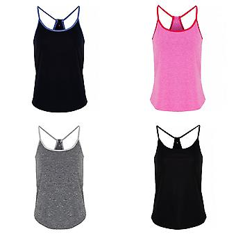 TriDri Womens/Ladies Yoga Vest