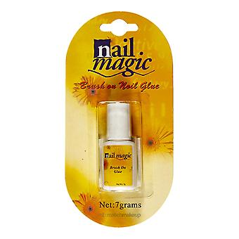 Nail Magic Brush On Nail Glue
