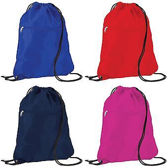Quadra Premium Gymsac Over Shoulder Bag - 14 Litres (Pack of 2)