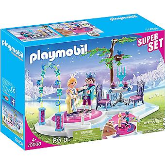Playmobil 70008 Dönen Dans Pisti 86PC Superset ile Royal Ball
