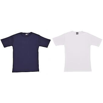 Portwest Mens ropa interior camiseta de manga corta (B120)