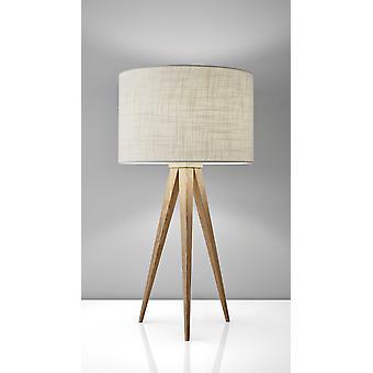 13.75& X 13.75& X 26.25&Metal Table Lamp