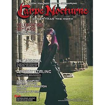 Carpe Nocturne Magazine Fall 2015 Volume X Fall 2015 by Various
