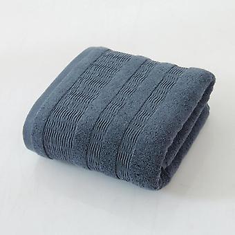 Folhas de banho 100% de algodão - 140x70 cm