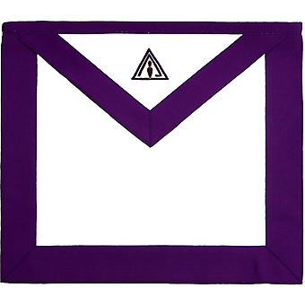 Masonic rsm council royal & select master member apron
