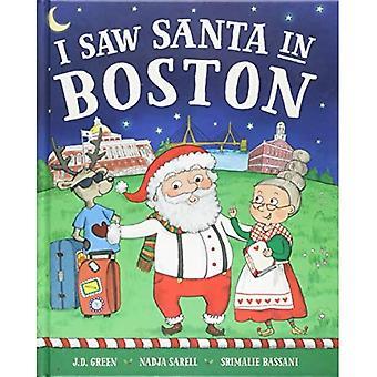 I Saw Santa in Boston (I Saw Santa)