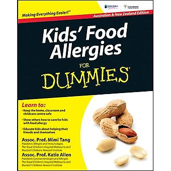 Kids' Food Allergies For Dummies(R)