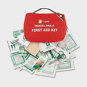 New Hi-Gear First Aid Kit Red