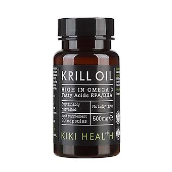 KIKI Health Krill Oil Softgel 30
