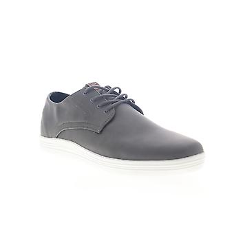 Ben Sherman Payton Oxford  Mens Gray Casual Lace Up Oxfords Shoes