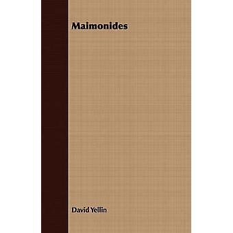 Maimonides by Yellin & David