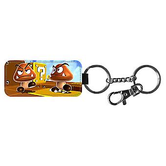Super Mario Goomba Nyckelring